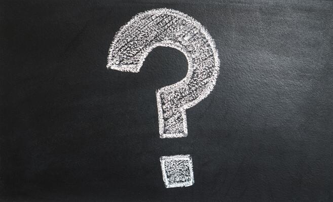question, réflexion au système de suivi des candidats