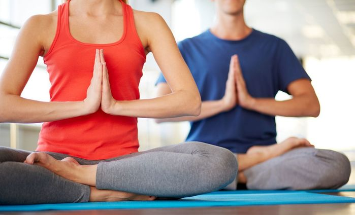 sophrologie, calme, détente et respiration en équipe